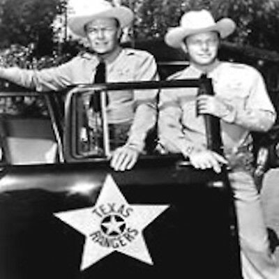 Tales Of The Texas Rangers OTR shows - 91 MP3s on DVD