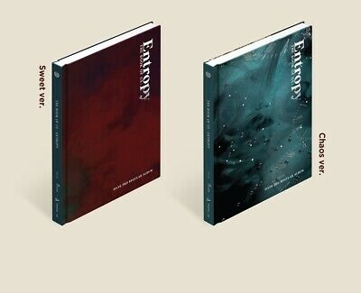 DAY6 - The Book of Us : Entropy CD+Film Photocard+Poster+Gift+Tracking no.