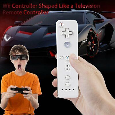 White Remote Wiimote Nunchuck Controller Set Combo for Nintendo Wii Game WK