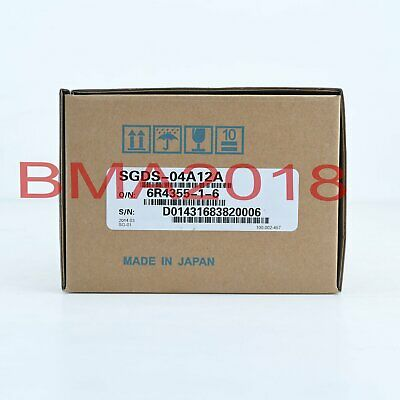 1PC Brand New Yaskawa SGDS-04A12A One year warranty fast delivery