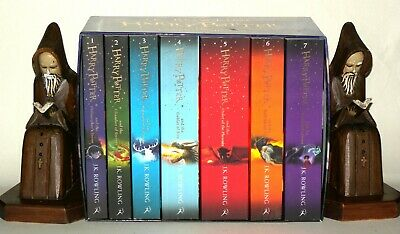 J.K. Rowling - Harry Potter - The Complete Collection - Boxed Set - Paperback