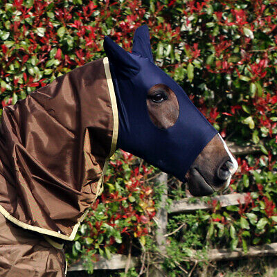 Snuggy Hoods Weatherproof Turn Out Head - Turn Out Mask for Horse & Pony 8 Sizes