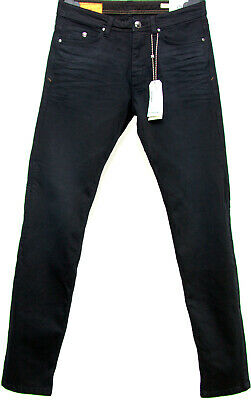 Tom Tailor Polo Team Herren Jeans Relaxed Slim Fit RUFI Schwarz W31 L34