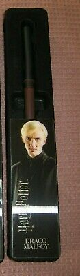 Harry Potter bookmarks & mystery wands sets Voldemort Death Eater Draco