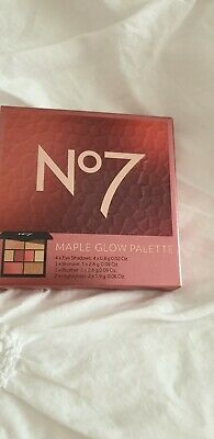 No7 Maple Glow Make Up Pallette - BNIB