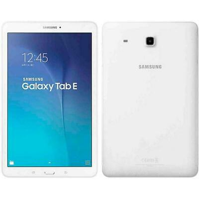 "SEALED BRAND NEW SAMSUNG GALAXY TAB E SM T560 8GB Wi-Fi + 3G 9.6"" WHITE ANDROID"