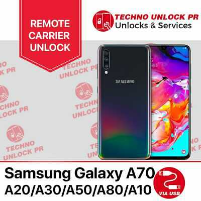 INSTANT Unlock Service Samsung Galaxy A50 SPRINT/Tmobile/Verizon/BOOST all carri