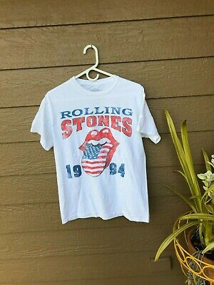 The ROLLING STONES T-shirt Voodoo Lounge 1994 Tour Tee M