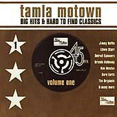 Various Artists - Tamla Motown Big Hits & Hard to Find Classics Vol. 1 (CD 2000)
