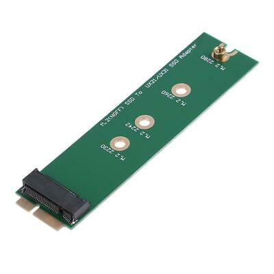 M.2 NGFF SSD to 18 Pin Extension Adapter Card for ASUS UX21/UX31 Zenbook  WF