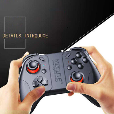 MOCUTE-053 Remote Game Controller Wireless Bluetooth 3.0 For Android IOS PC Y0F6