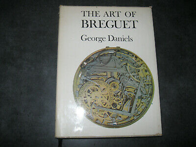 The Art of Breguet history clocks & watches George Daniels 1975 Sotheby