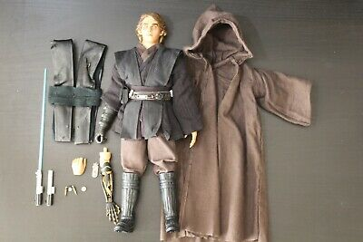 """Star Wars Sideshow Lords of the Sith Anakin Skywalker Darth Vader loose 12"""" 1/6"""
