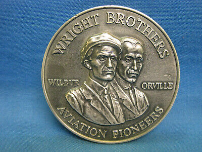 Medal. Aviation. Wright Brothers. USA
