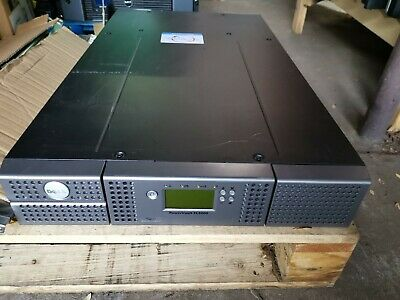 Dell PowerVault TL2000 with LTO4 SAS MX-0YX053