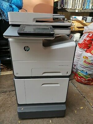 HP Pagewide Managed Color Flow MFP E58650 Copier Printer and Scanner
