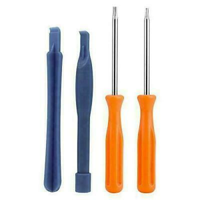 3PCS/Set PS4 PS3 Console Opening Tool and Security Screwdrivers Kit  T8 T6 #