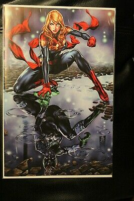 CAPTAIN MARVEL #9 MARK BROOKS VIRGIN VARIANT NM AVENGER ENDGAME 1st full STAR