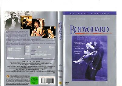 Bodyguard - Special Edition (2005) DVD 1886