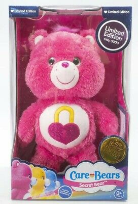 NEW Care Bears Limited Edition - Secret Bear from Mr Toys