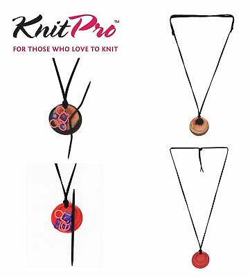 KnitPro Magnetic Knitters Necklace Kit - Stitch Holders Cable Needles Knitting