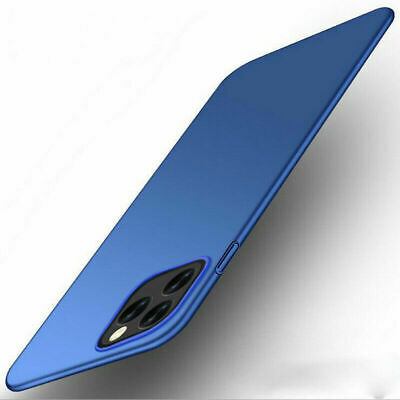 Ultra Thin Hard PC Shockproof Matte Skin Case Cover Shell For iPhone 11 Pro Max
