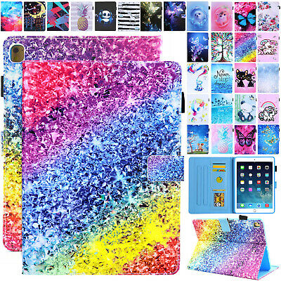 "For iPad 10.2"" 2019 7th Generation Case Smart Magnetic Flip Leather Stand Cover"