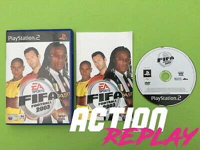 FIFA Football 2003 Playstation 2 PS2 PAL Game + Free UK Delivery