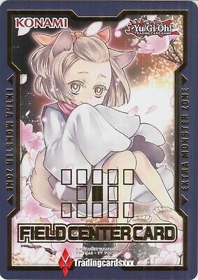 ♦Yu-Gi-Oh!♦ Field Center Card : Floraison de Cendres et Joyeux Printemps - DUDE