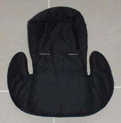 Mothercare Roam car seat head support - All black in colour