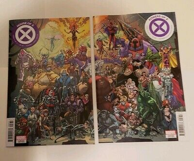 House Of X 6, Powers Of X 6 Garron Connecting Set Marvel 2019