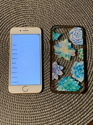 Apple iPhone 8 - 64GB - Rose Gold (T-Mobile) (A1905) (CDMA + GSM)
