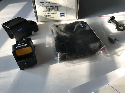 ZEISS Victory 3.5 MOA Compact Point Standard Red Dot Reflex Sight 521790