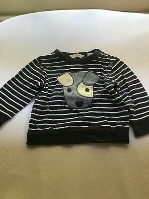 Country Road Baby Boys Size 00 Jumper