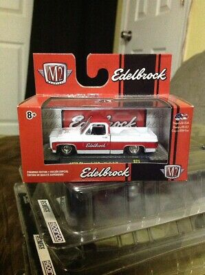 M2 Machines O'Reilly Exclusive Edelbrock 1979 Chevrolet Scottsdale