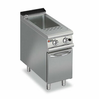 Baron 26L Single Well Gas Pasta Cooker Pasta Cookers - Gas
