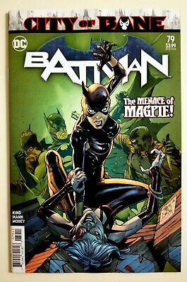 2019 Tony Daniels Cover A Ships 9//11//19 Batman #78