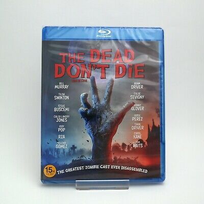 The Dead Don't Die - Blu-ray, DVD (2019) / Pick format !