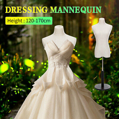 Female Dressing Mannequins Dressmaker Model 170cm Dummy Display Torso  AU