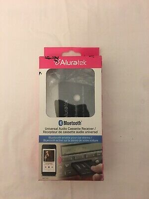 Aluratel Universal Bluetooth Audio Cassette Receiver