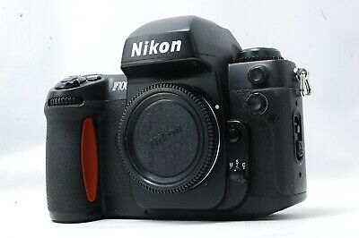 Nikon F100 35mm SLR Film Camera Body Only SN2181145  **without BACK DOOR**