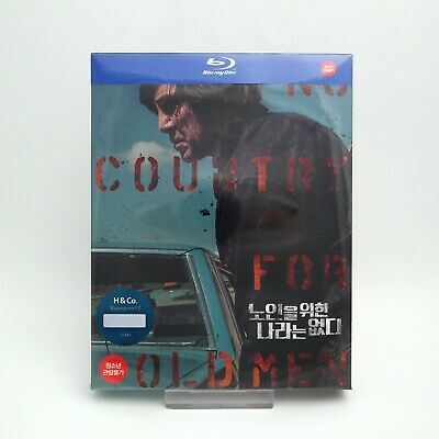 (Presale) No Country For Old Men - Blu-ray Slip Case Limited Edition (2019)
