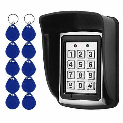 RFID Contactless Door Controller Electric Security Lock With 10 Keychains