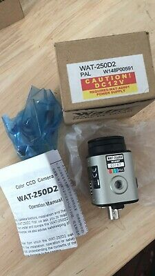 "1PCS New WATEC WAT-250D2 WAT250D2 1/3"" CCD Color Camera Module Fast Ship"