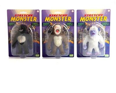 NEW Stretchy Monster from Mr Toys