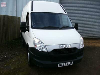 2012 Iveco Daily Mwb High Roof 1 Owner Full Service History