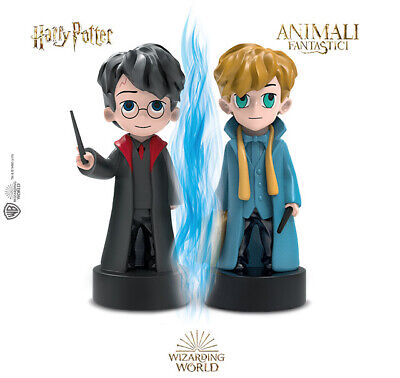 Wizzis Esselunga 2019 Harry Potter Animali Fantastici Seconda Serie