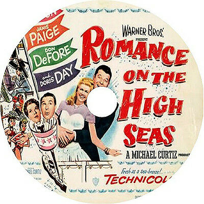 Romance on the High Seas _ Jack Carson Janis Paige Doris Day 1948 Comedy