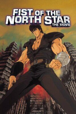 Hokuto No Ken Shiro/Il Guerriero/Le Survivant/Fist Of The North Star Dvd/Vhs/Ld