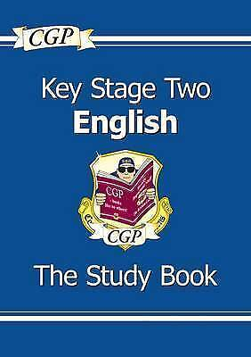 """""""AS NEW"""" Key Stage 2 English The Study Book, CGP Books, Book"""